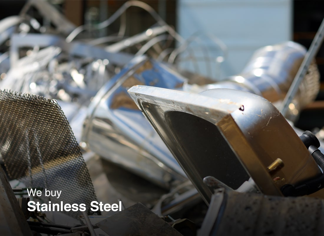 Stainless Steel Buyers